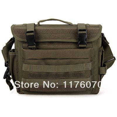 Military Style Waterproof Corps of Sling Bag Mini Saddlebag for Outdoor Sports,Men women messenger bags,Travel bags,Sling bags(China (Mainland))