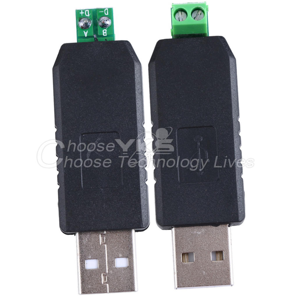 1 pcs Support Win7 XP Vista Linux USB to RS485 USB-485 Converter Adapter for Mac OS Free / Drop Shipping(China (Mainland))
