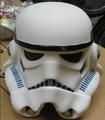Star Wars Helmet Piggy Bank Star Wars Clone Trooper Stormtrooper PVC Action Figure Model Decoration Reserve