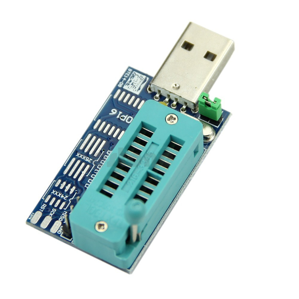 product Free shipping Multifunction CH341A Router USB Programmer LCD Burner Bios Board Fr 24 25 Series