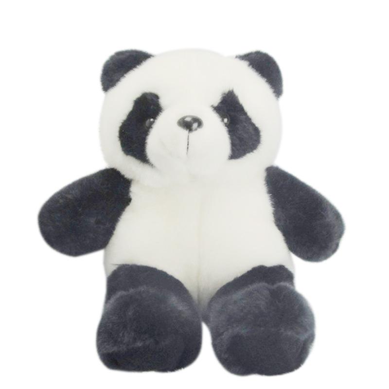 25CM Stuffed Animal Panda Bear Plush Doll Toy Birthday Valentine Christmas Gift 88(China (Mainland))