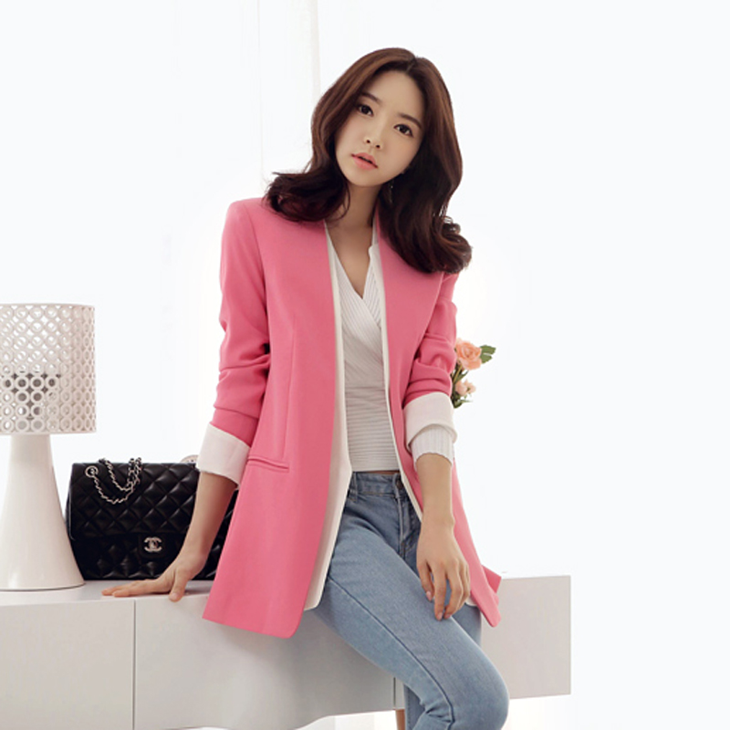 Pink Suit Jacket Womens | Outdoor Jacket