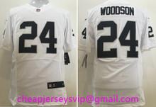Wholesale 2016 Stitched Oakland Raiders Karl Joseph Amari Cooper Derek Carr Khalil Mack Bo Jackson Marcus Allen Charles Woodson()