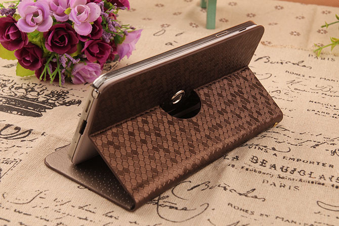 1Pcs New Hot Sale Book-Flip 360 Rotating PU Leather Case Protective Cover Skin Phone Case For MTC Smart Sprint Case In Stock(China (Mainland))
