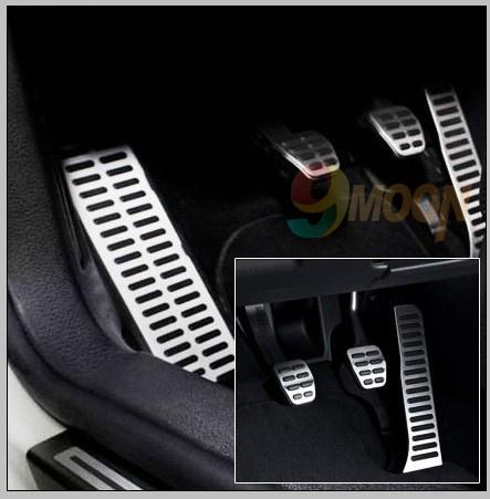 Stainless Steel car pedal for Volkswagen vw Golf 5 6 octavia Jetta MK6 Scirocco CC Passat B6 B7 TIGUAN Toureg(China (Mainland))