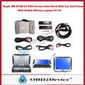 2015 Best Mb Star C3 Pro Mb star diagnosis High Quality 7Cable with Panasonic CF 19