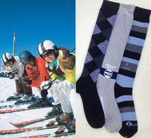 HOT! Free Shipping Brand Coolmax Professional Men/Woman Skiing Socks Thermal Ski Hiking Camping cycling outdoor sports Sock(China (Mainland))
