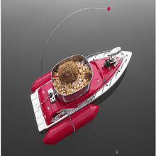 2015 Hot Sale Mini remote control rc bait fishing boats electric for fish finder Lure Carrier 300m Stainless Steel 5-8 Hour(China (Mainland))