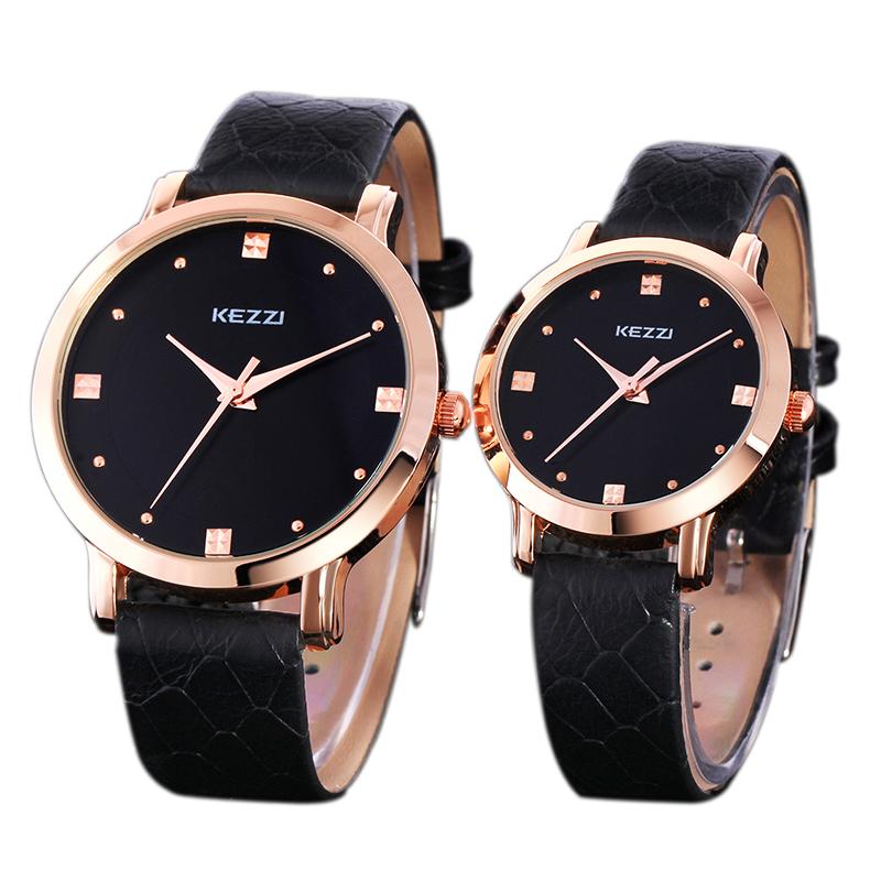 Luxury Brand kezzi Watches Men Fashion Casual Sports Leather Watch lovers Watch Women Wristwatch Relogio Masculino Hombre K1028<br><br>Aliexpress