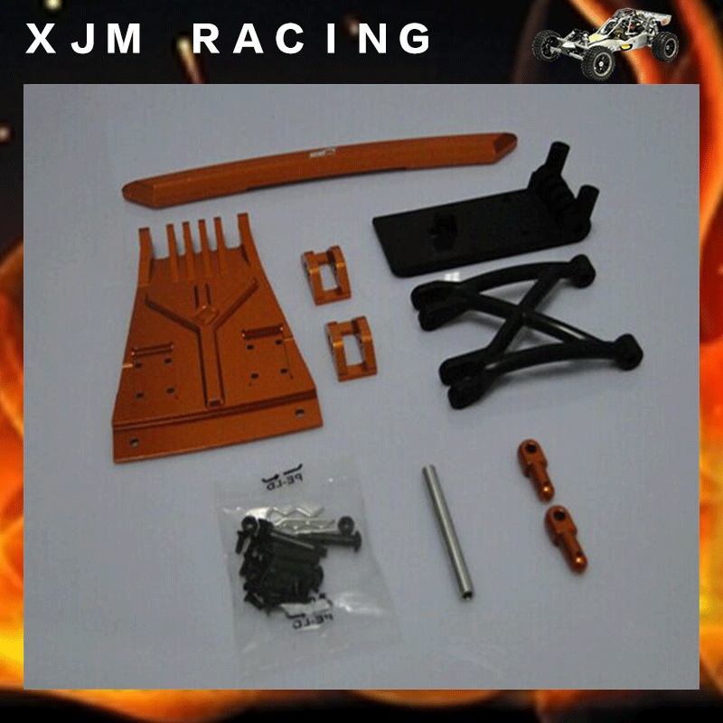 1/5 rc car racing parts, Alloy front fender/bumper for baja 5b <br><br>Aliexpress