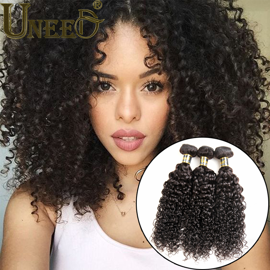 Yvonne Brazilian Kinky Curly Hair Best Brazilian Kinky Curly Virgin Hair 3 Bundles Full Cuticle Kinky Curly Human Hair Extension(China (Mainland))