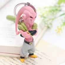 New Dragon Ball Z Son Goku Vegeta Trunks keychain Anime Figuras de Ação Modelo Coleção Dos Desenhos Animados Pingente Spielzeug Brinquedo(China)