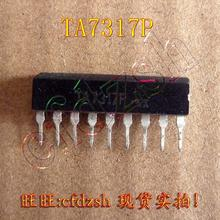 TA7317P speaker and amplifier circuit protection