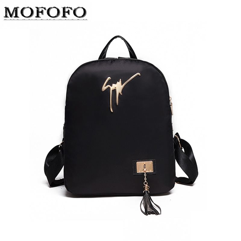 2016 New Waterproof Nylon Women Backpacks Teenage Girls Travel Backpack Outdoor Sac Dos Mochila Feminina - Enjoy your life international trade co., LTD store
