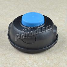 T25 línea de ejes de cuerda hierba Bump toque y Go Trimmer Head con M10 * 1.25 envío gratis