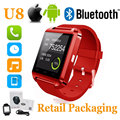 U8 Bluetooth Smart Watch WristWatch Phone with Camera Touch Screen for Android OS and IOS Smartphone