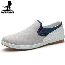 Summer Style 2016 Fashion Men Canvas Shoes Men Casual Shoes Comfortable Breathable Loafers Men Flats Shoes Blue Zapatos Hombre(China (Mainland))