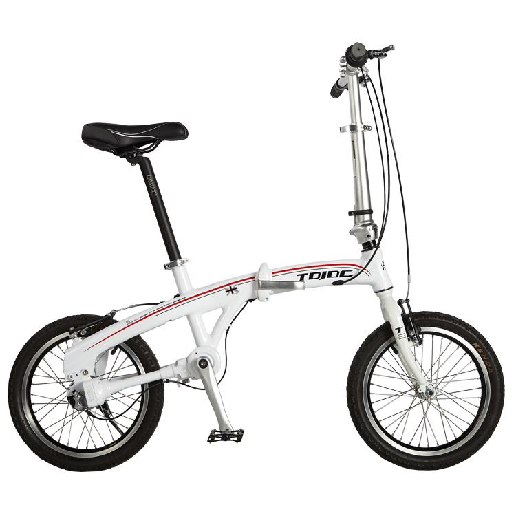 "14"" Fashion Small Wheel Folding Bike, Cool No-Chain Road Bicycle, 3-gear Shift, Bike for Women and Children(China (Mainland))"