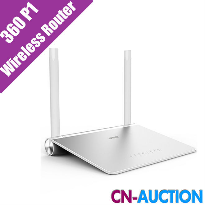 Original 360 Wireless Router With Aluminum Anodic Oxidation Process and 3mm Ultra-Thin Design Supports Smartphone Control(China (Mainland))