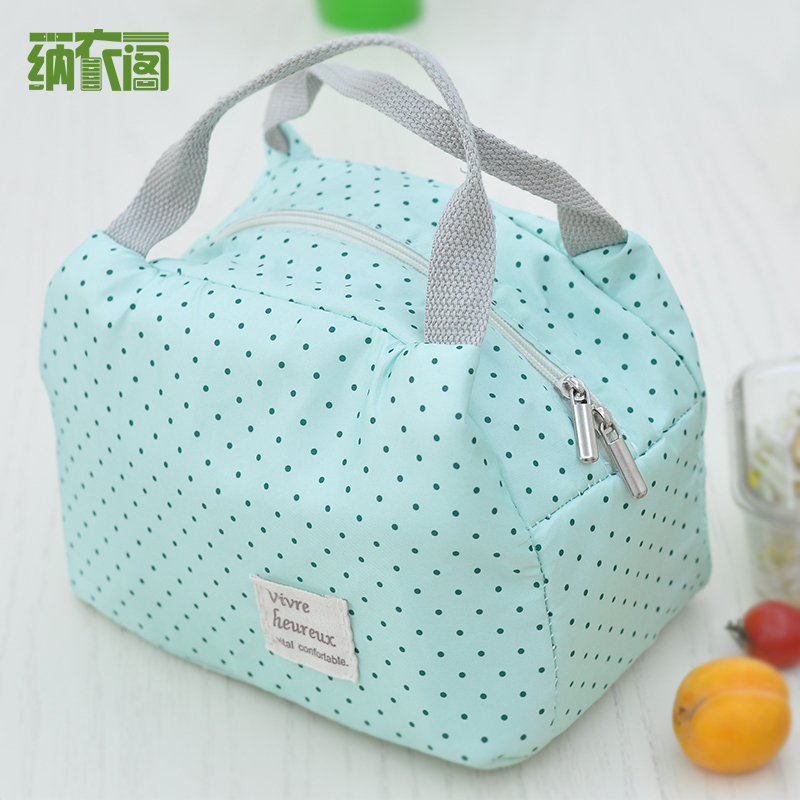 Clothing thickening lunch bags cooler bag insulation bag waterproof free shipping