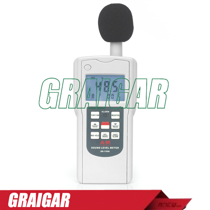 AS-156A Mini Digital Sound Level Meter For Testing Sound Noise<br><br>Aliexpress