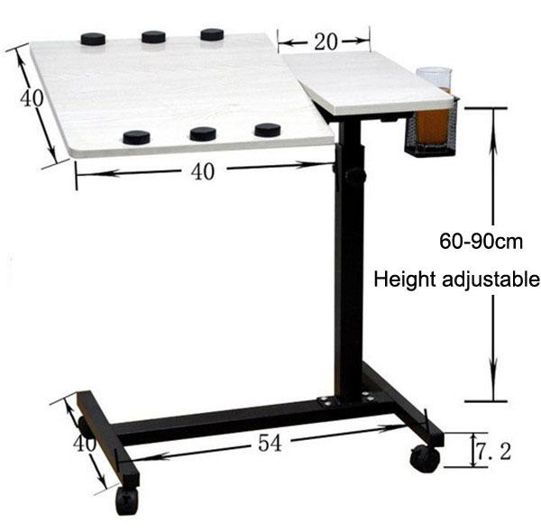 New Design Desk For Notebook Laptop Stand Computer Desk