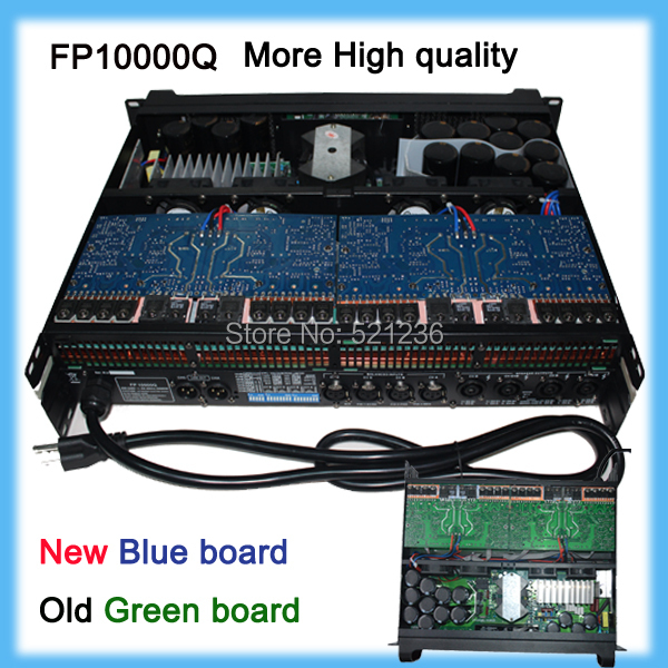 FP10000Q 4 channel power amplifier,high power optical amplifier(China (Mainland))
