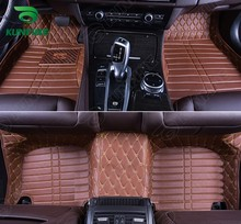 Top Quality 3D car floor mat for LEXUS ES350 foot mat car foot pad 4 colors Left hand driver drop shipping(China (Mainland))