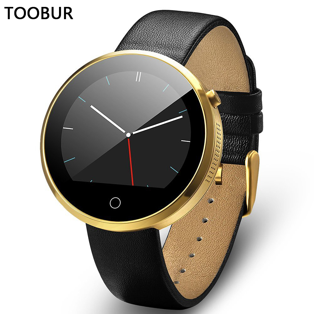 Фотография TOOBUR Womens Smartwatches Bluetooth Heart Rate Monitoring Wristwatch Wrist Smart Watch For IOS Android Phone,Fitness Watches