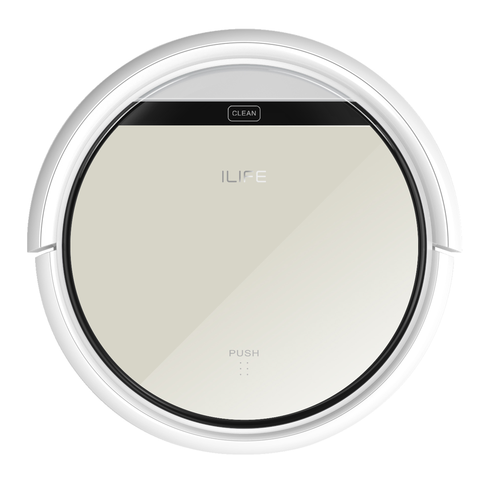 l ILIFE V5 Automatic Floor Cleaning Robot Vacuum Cleaner Remote Control Self Charging Smart Robotic Low Noise Home Aspirator(China (Mainland))