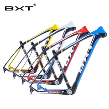Buy 2016 brand new BXT mtb carbon frame 29er 3k mountain bikes frame 17.5'' 19'' bicicletas mountain bike 29 ems free for $299.00 in AliExpress store