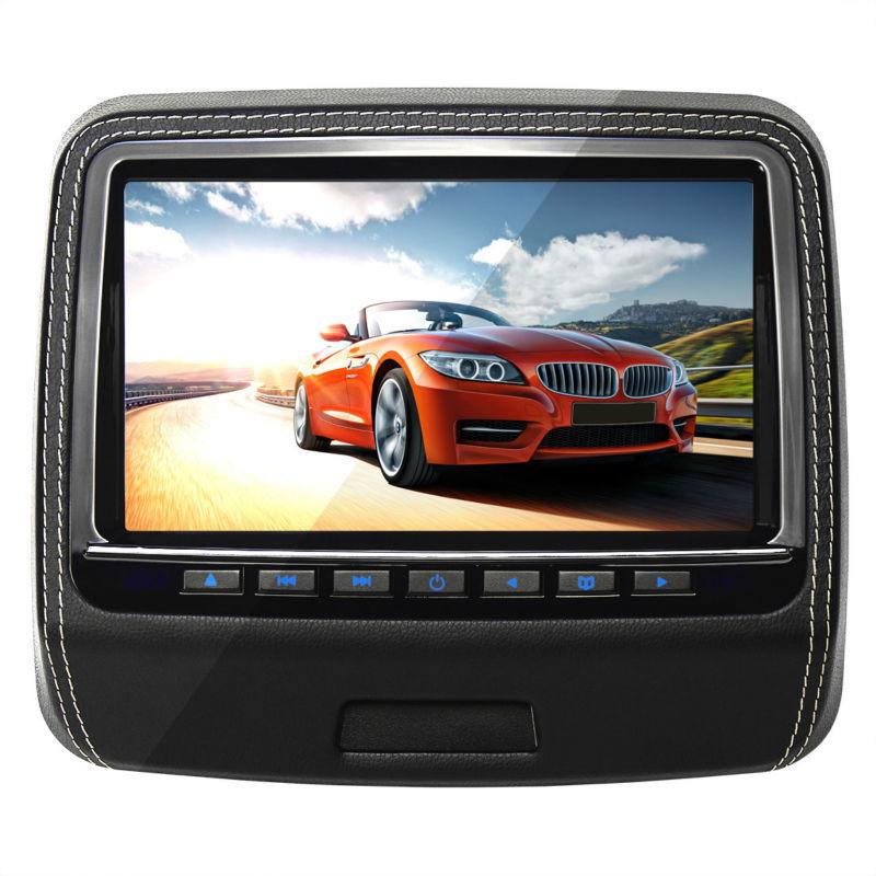 Portable Screen Tv : Full hd inch tft lcd screen portable car tv