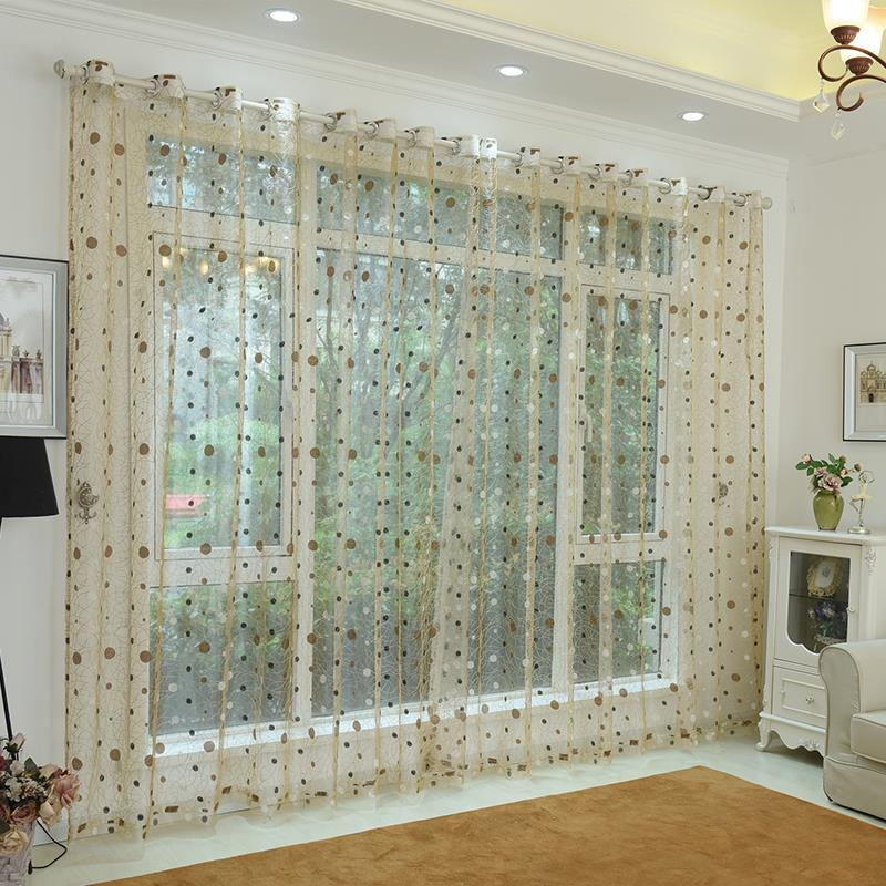 tulle for window curtain fabric finished blinds modern sheer curtains ...
