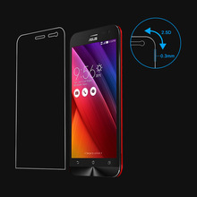 2PCS For Zenfone Ze500KL Tempered Glass Screen Protector Film For Asus Zenfone 2 Laser Ze500KL 5.0 inch Premium Anti-scratch |