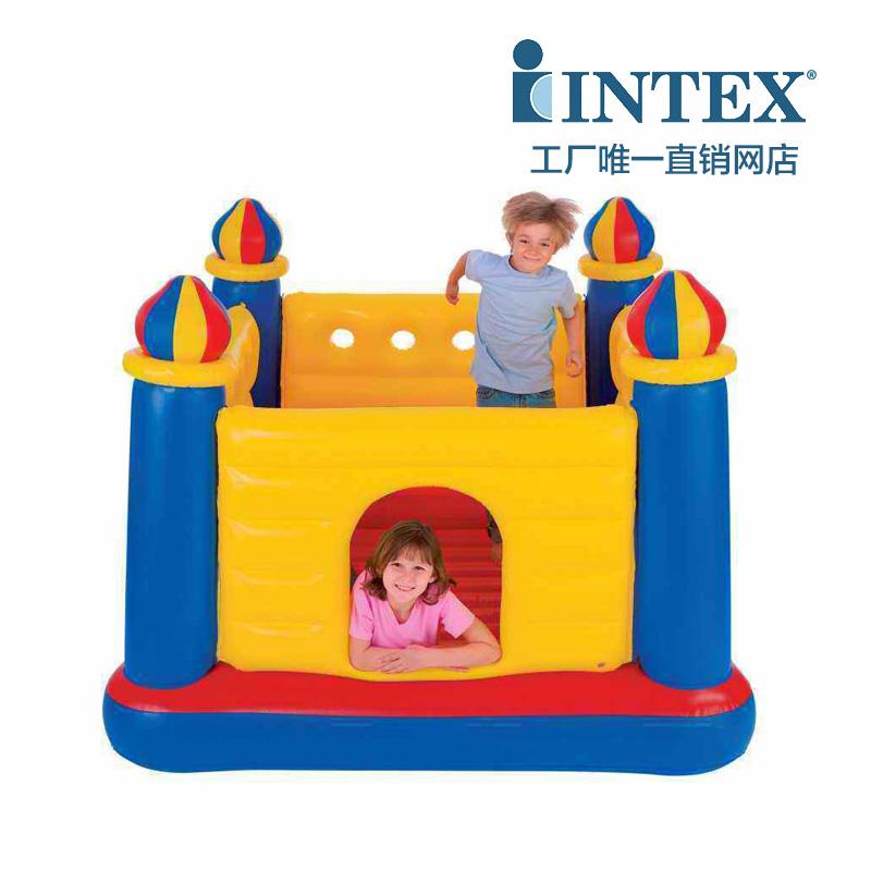 Детские площадки из Китая