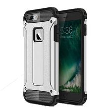 Buy iPhone 6 plus 5se caus Silm Hybrid hard tough dual layer Shockproof armor rugged phone case 360 double protector  (XX1221 ) for $2.13 in AliExpress store