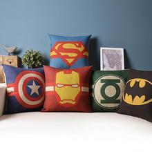 Super Hero Cushion Covers