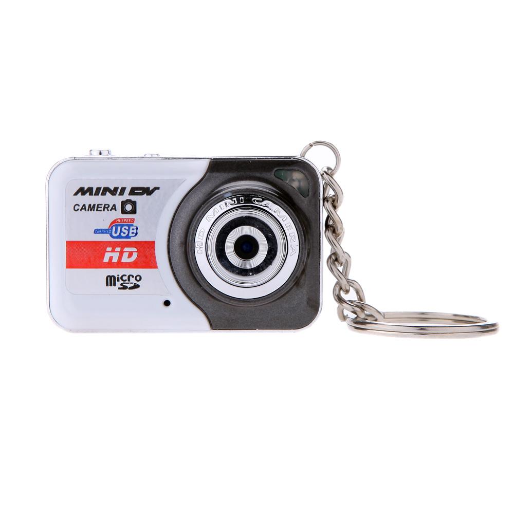 X6 Portable Ultra Mini HD High Denifition Digital Camera Mini DV Support 32GB TF Card with Mic Mini Camcorders(China (Mainland))