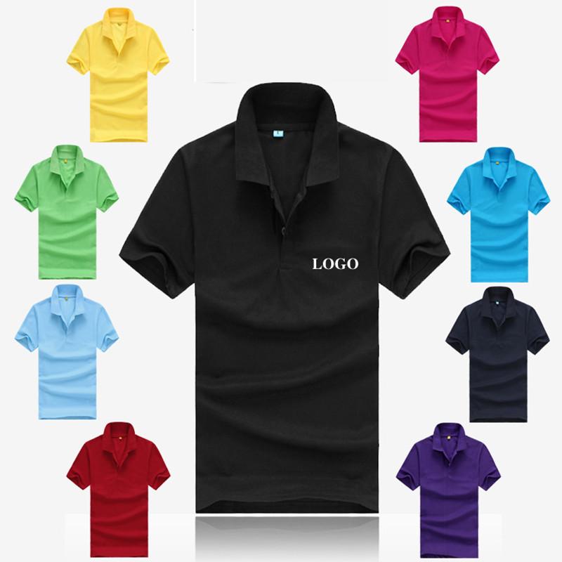 Hot Sale New 2016 Fashion Brand Men polo shirt Men Cotton Short Sleeve shirt sports jerseys golf tennis Plus Size DM180G(China (Mainland))