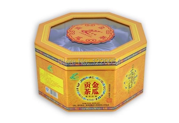 Puer Raw Tea 2012 Lao ManE JinGuaGongCha ( Royal Cha ) Sheng Cha 2000g !<br><br>Aliexpress