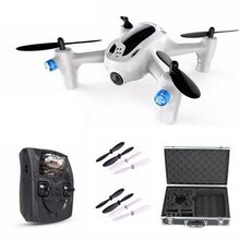 Free Shipping! Hubsan X4 Cam H107D+ Plus 2.4G 720P Camera RC Drone+Remote Control+Case+Blades