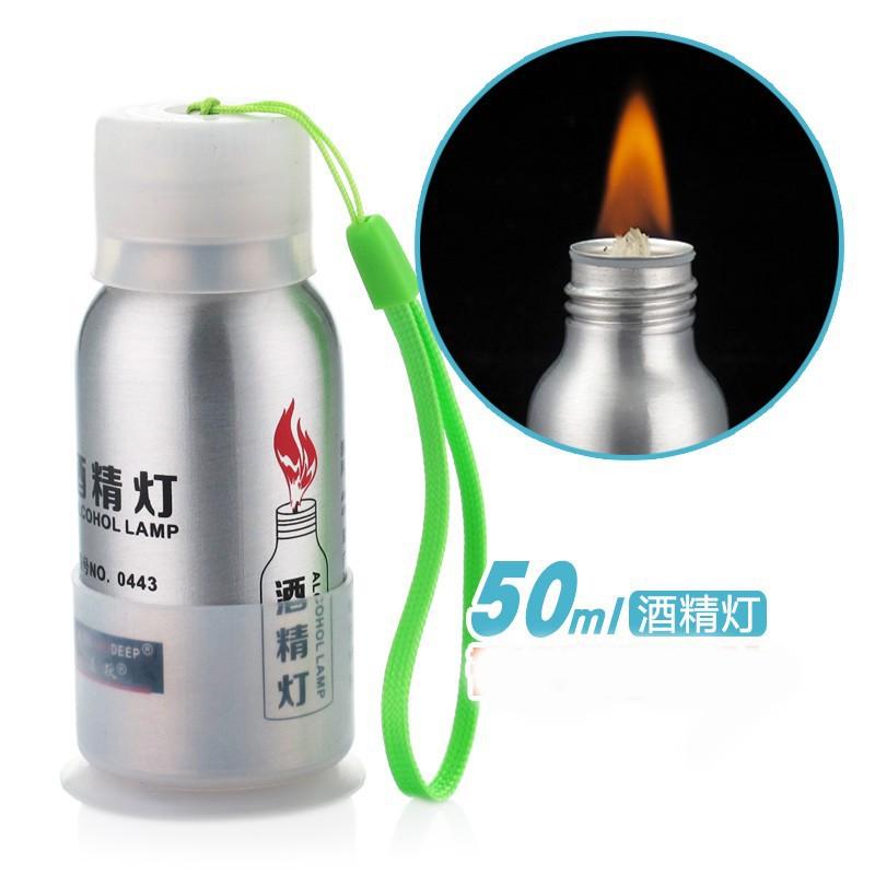 free shipping Mini Portable Metal alcohol lamp alcohol burner mini kerosene lamp(China (Mainland))