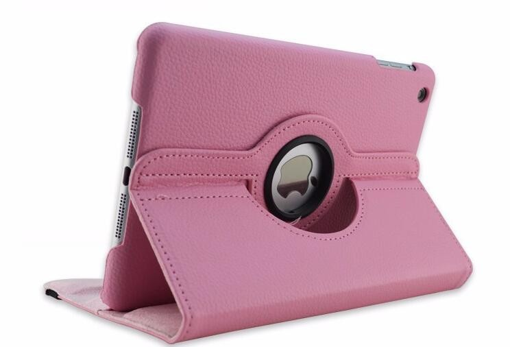 Case for apple Pad 2 3 4 Smart Cover Flip Cases With Stand Function Luxury 360 Rotation PU Leather for Pad Capa Fundas