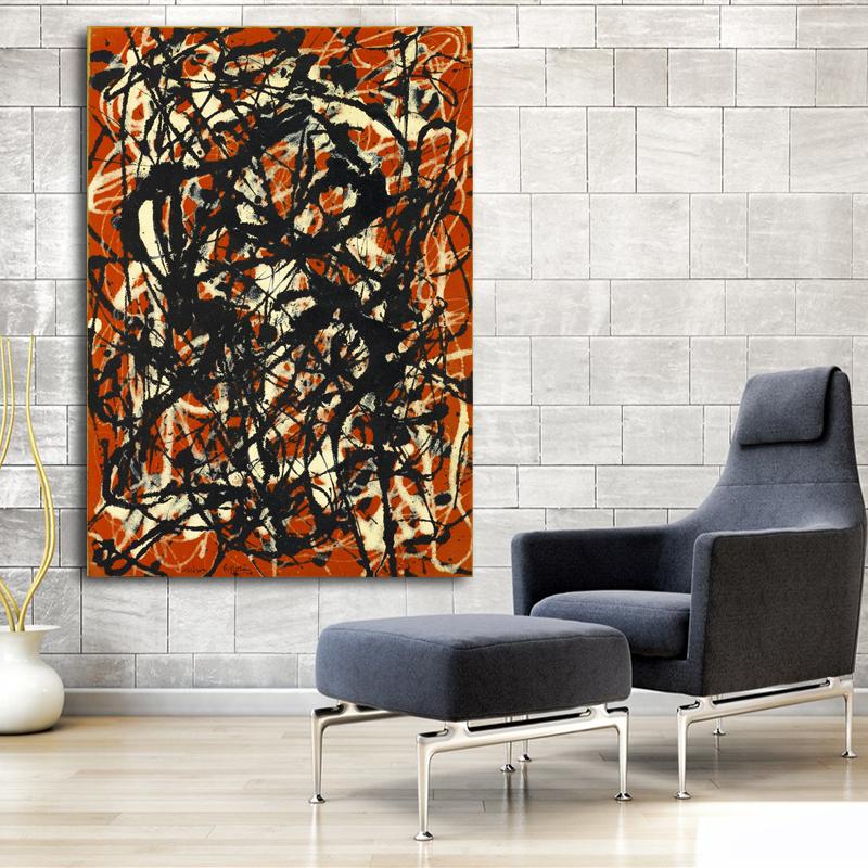 Online Get Cheap Jackson Pollock Canvas Alibaba Group