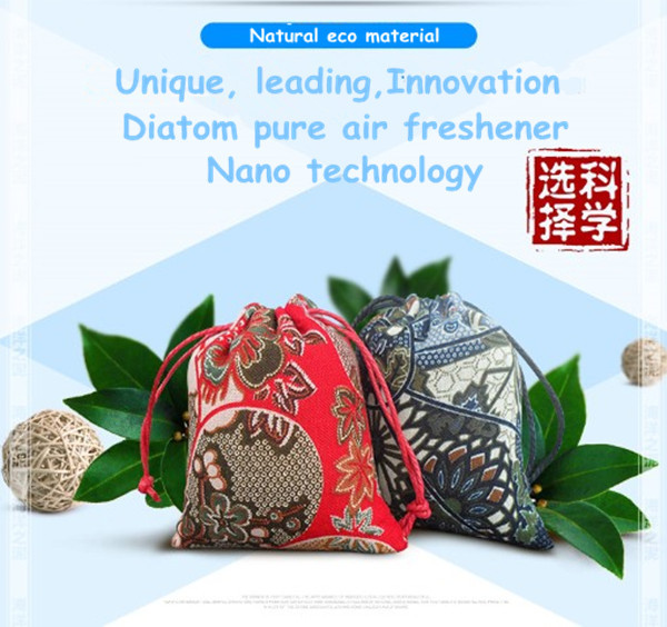 Promotional 4pcs x 50g eco natural odor eliminator, dehumidifier for shoe cabint 5000times than bamboo charcoal shoes sachet bag(China (Mainland))