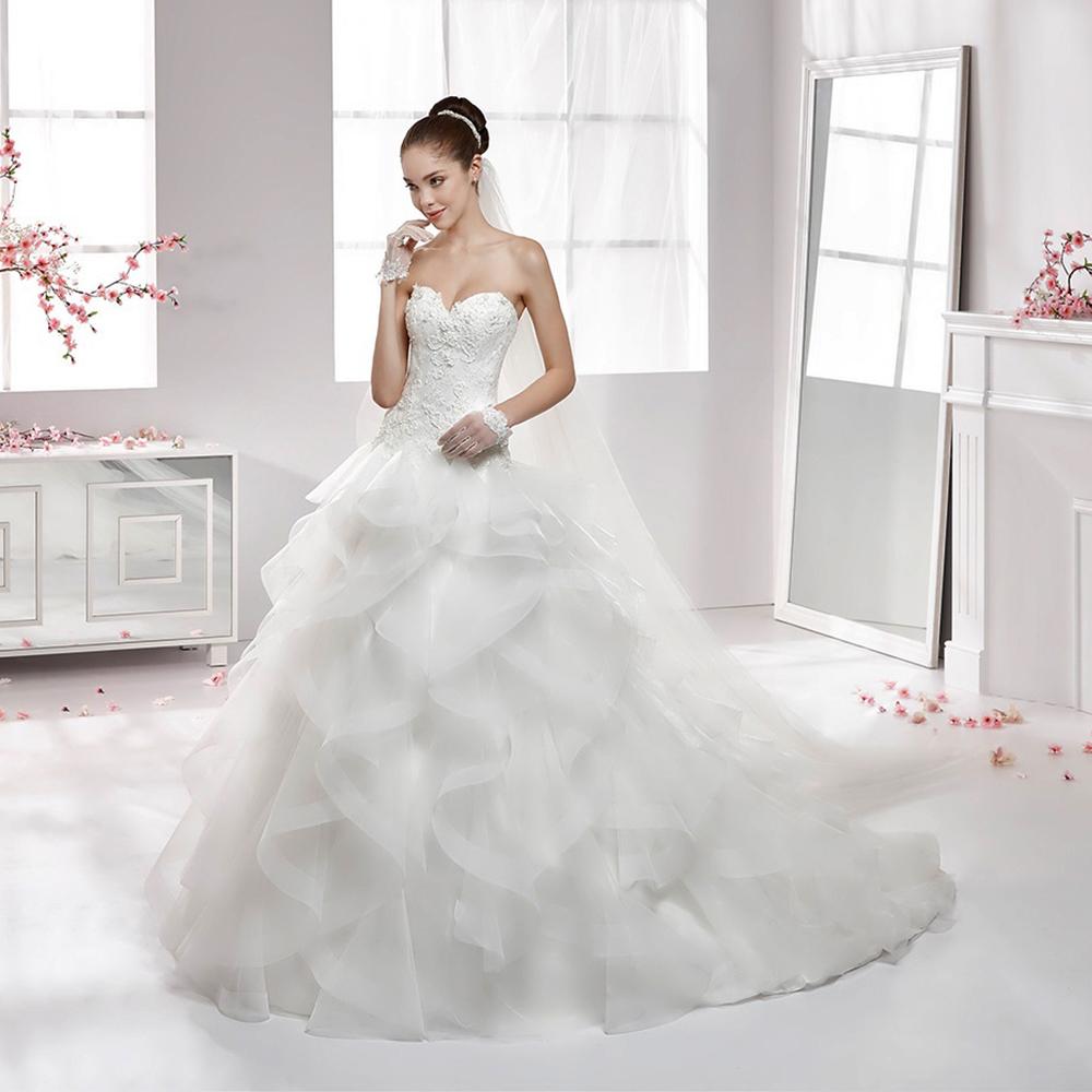 Popular big ball gown wedding dresses buy cheap big ball for Big ball gown wedding dress