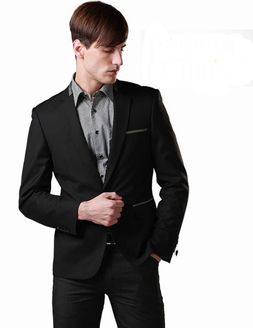 New brand designer blazers for men 2014 men 39 s suits blazer