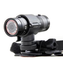 NEW F9 FULL HD 1080P Small Sport Action Helmet Camera DV DVR Sport CAM CMOS extreme sport Camcorder aluminum(China (Mainland))