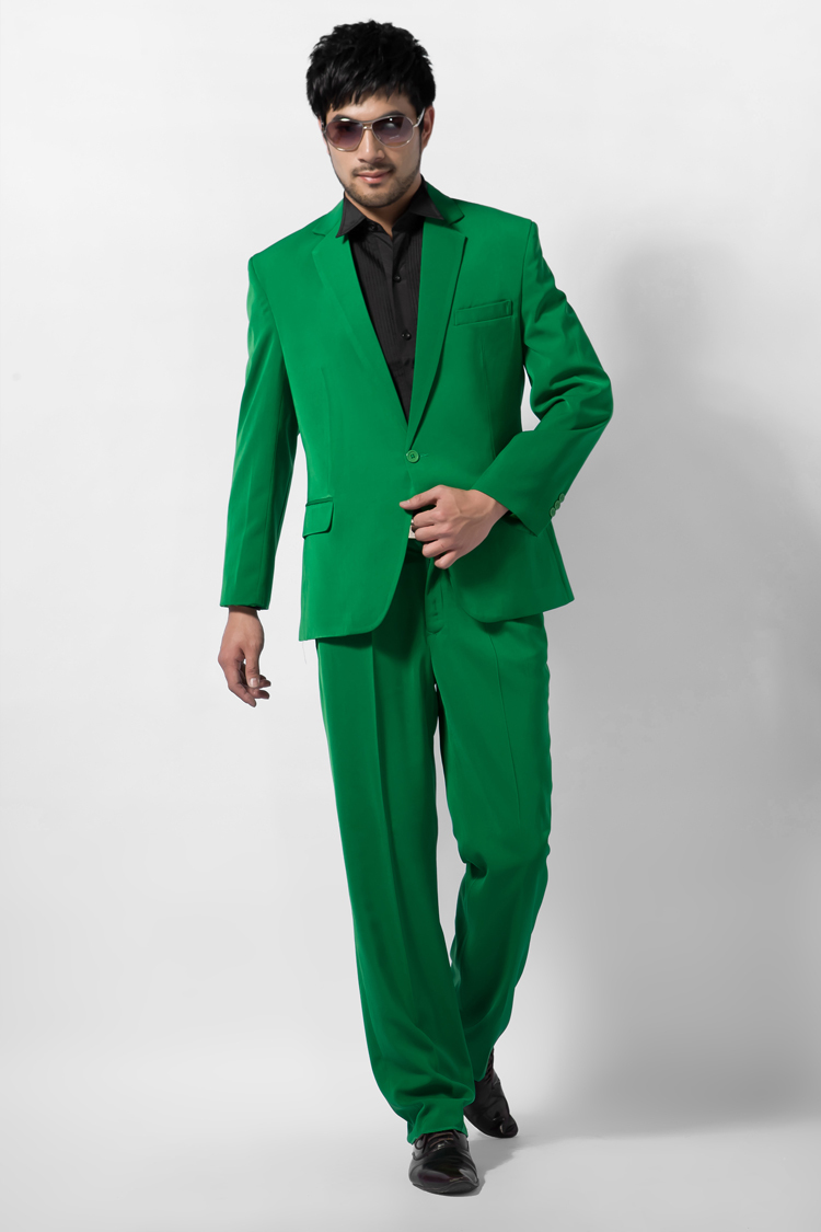 Green Suits For Men Men 39 s Wedding Suit Formal