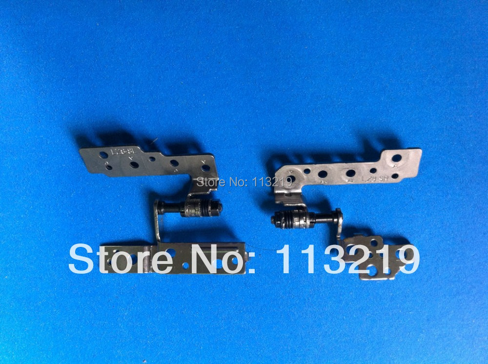 New Laptop Lcd Hinges For IBM For Lenovo U410 New brand and original R and L(China (Mainland))